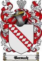 Pay for Gorsuch Family Crest  Gorsuch Coat of Arms Digital Download