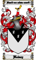 Pay for Halsey Family Crest / Halsey Coat of Arms