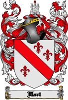 Pay for Hart Family Crest / Hart Coat of Arms