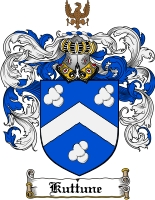 Pay for Kuttune Family Crest  Kuttune Coat of Arms