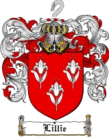 Pay for Lillie Family Crest  Lillie Coat of Arms
