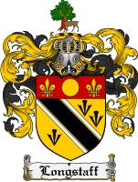 Pay for Longstaff Family Crest Longstaff Coat of Arms Digital Download