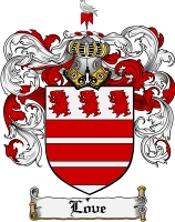 Pay for Love Family Crest Love Coat of Arms Digital Download