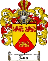 Pay for Lun Family Crest  Lun Coat of Arms