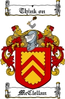 Pay for Mcclellan Family Crest / Mcclellan Coat of Arms