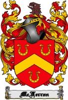 Pay for Mcferren Family Crest  Mcferren Coat of Arms Digital Download