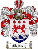 Pay for Mcneely Family Crest  Mcneely Coat of Arms