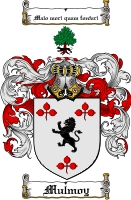 Pay for Mulmoy Family Crest  Mulmoy Coat of Arms
