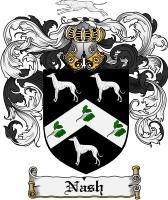 Pay for Nash Family Crest Nash Coat of Arms Digital Download
