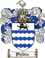 Pay for Philbin Family Crest  Philbin Coat of Arms