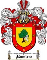 Pay for Ramirez Family Crest / Ramirez Coat of Arms