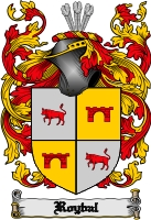 Pay for Roybal Family Crest  Roybal Coat of Arms Digital Download