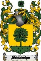 Pay for Schlobohm Family Crest  Schlobohm Coat of Arms Digital Download