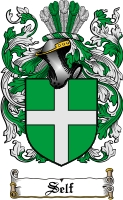 Pay for Self Family Crest  Self Coat of Arms