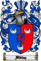Pay for Sibley Family Crest  Sibley Coat of Arms Digital Download