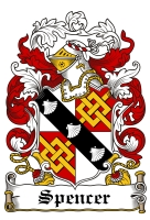 Pay for Spencer Family Crest / Spencer Coat of Arms