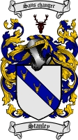 Pay for Stanley Family Crest / Stanley Coat of Arms