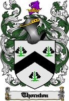 Pay for Thornton Family Crest / Thornton Coat of Arms