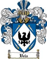 Vela Family Crest Vela Coat of Arms - Download Family Crests
