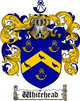 Pay for Whitehead Family Crest / Whitehead Coat of Arms