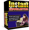 Thumbnail *NEW* Instant Newsletter With Resale Rights