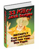Thumbnail *New* 33 killer java Scripts With Master Resale Rights 2011