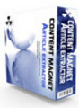 Thumbnail *NEW* Content Magnet Article Extractor - MRR 2011