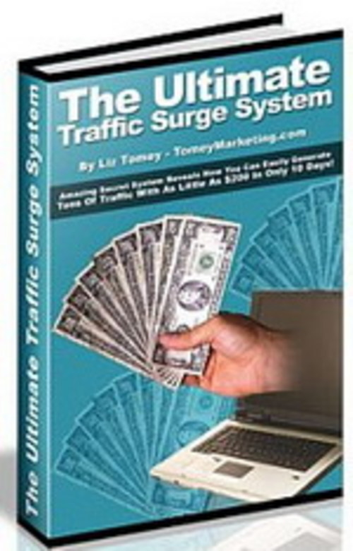 Pay for *New* The Ultimate Traffic Surge System