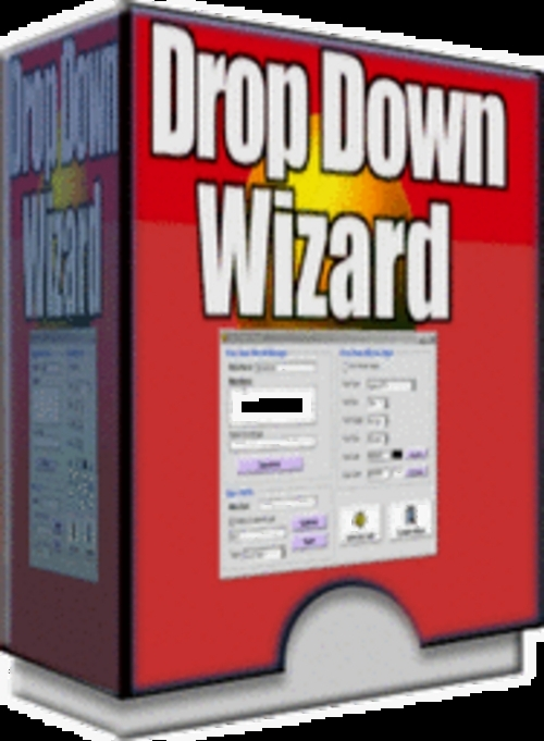 Pay for *NEW* Drop Down Wiz With Master Resale Rights
