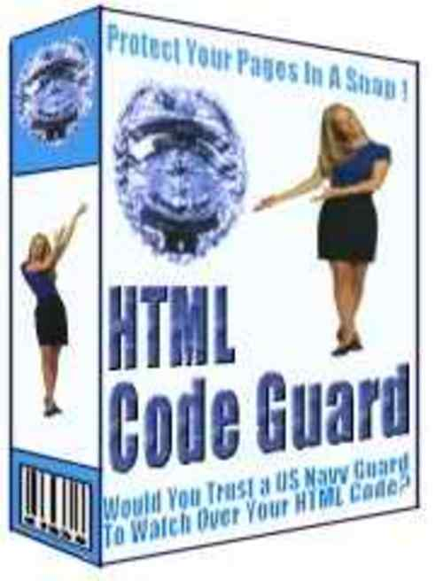 Pay for HTML Code Guard HTML.zip