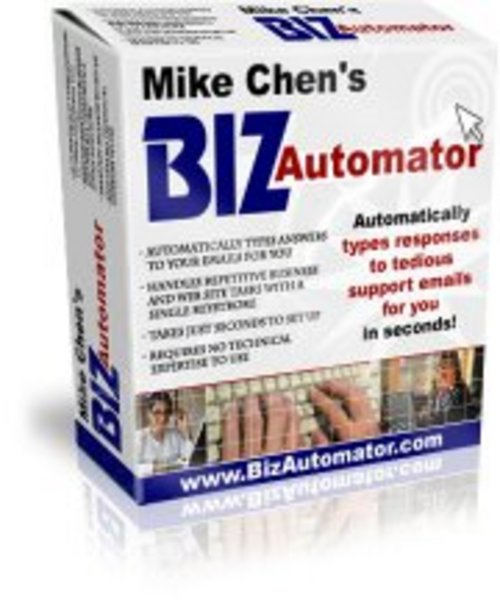 Pay for *NEW* BizAutomator - Automate Tedious Business 2011