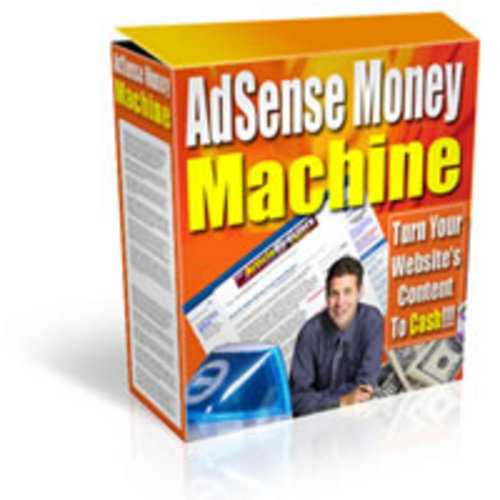 Pay for *New* Adsense: AdSense Money Machine With all 2011!