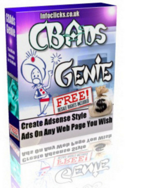 Pay for *NEW* Clickbank Ads Genie - Php - With MRR 2011