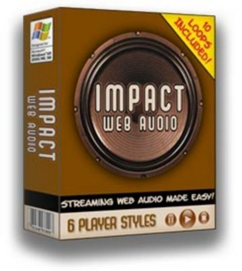 Pay for *NEW*Impact Web Audio: Streaming Web Audio (MRR) 2011