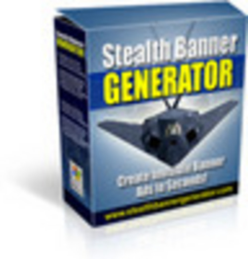 Pay for *NEW* Stealth Banner Generator 2011