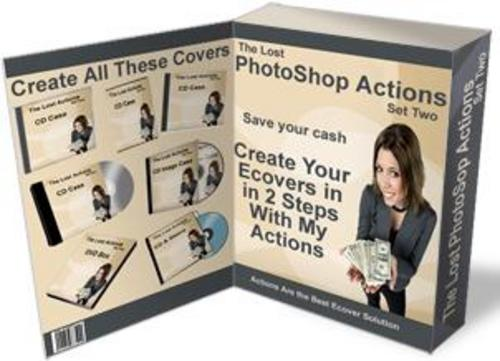 Pay for *NEW*The Lost PhotoShop Actions  2011