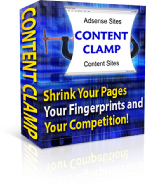 Pay for NEW Content Clamp llq 2011