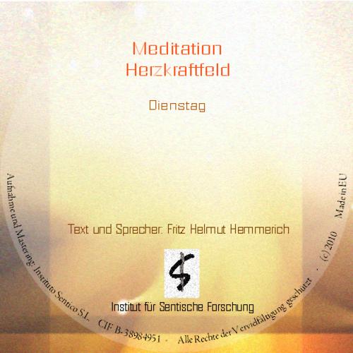 Pay for Meditation Herzkraftfeld MP3 Dienstag
