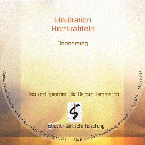 Pay for Meditation Herzkraftfeld MP3 Donnerstag