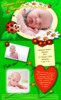 Thumbnail Cute Ladybird Baby Announcement Boy or Girl