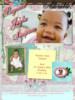 Thumbnail Beautiful Baby girl Online Announcement