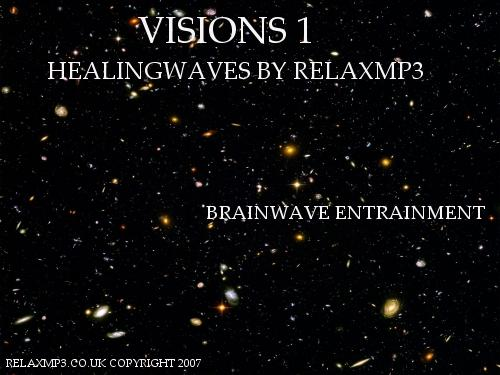 Pay for VISIONS SPIRITUAL MEDITATION GUIDED MP3 MUSIC DOWNLOAD
