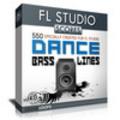 Thumbnail Dance Bass Lines FL Studio Scores