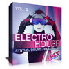 Thumbnail Electro House Acid Loops Download Vol 1