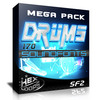 Thumbnail Drums Soundfonts Mega Pack Download