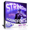 Thumbnail Strings Soundfonts and Wav Strings Acidized Loops Pack