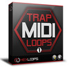 Thumbnail Trap Hip Hop MIDI Loops Collection Pack