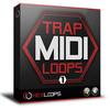 Thumbnail Trap Hip Hop MIDI Loops Collection Pack