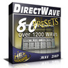 Thumbnail Direct Wave VST 80 Presets Pack Download