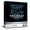 Thumbnail Dirty South Riders 5 Hip Hop Construction Kits Wav MIDI